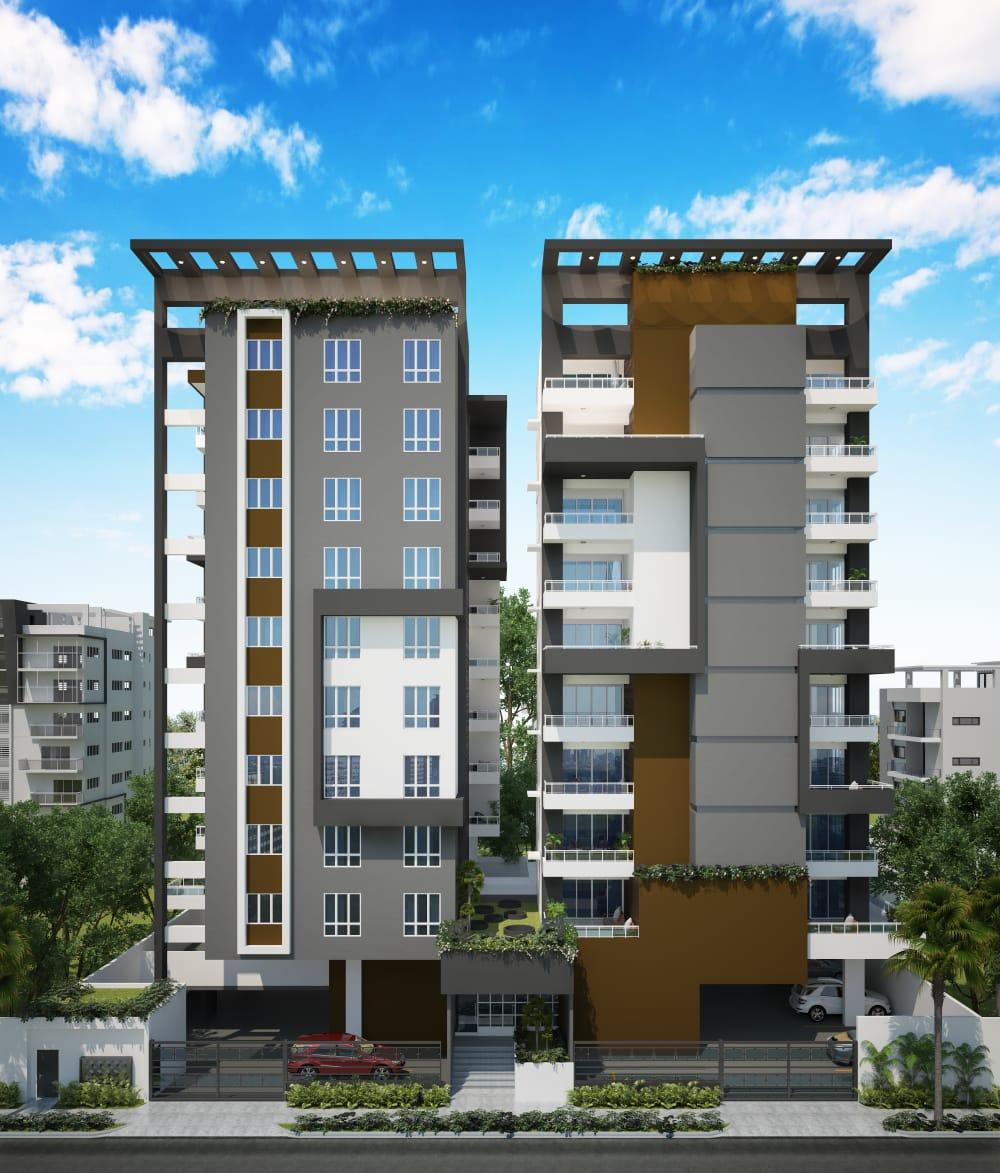 Proyecto de Apartamentos en Evaristo Morales – Entrega Agosto 2021. Atractivas cuotas