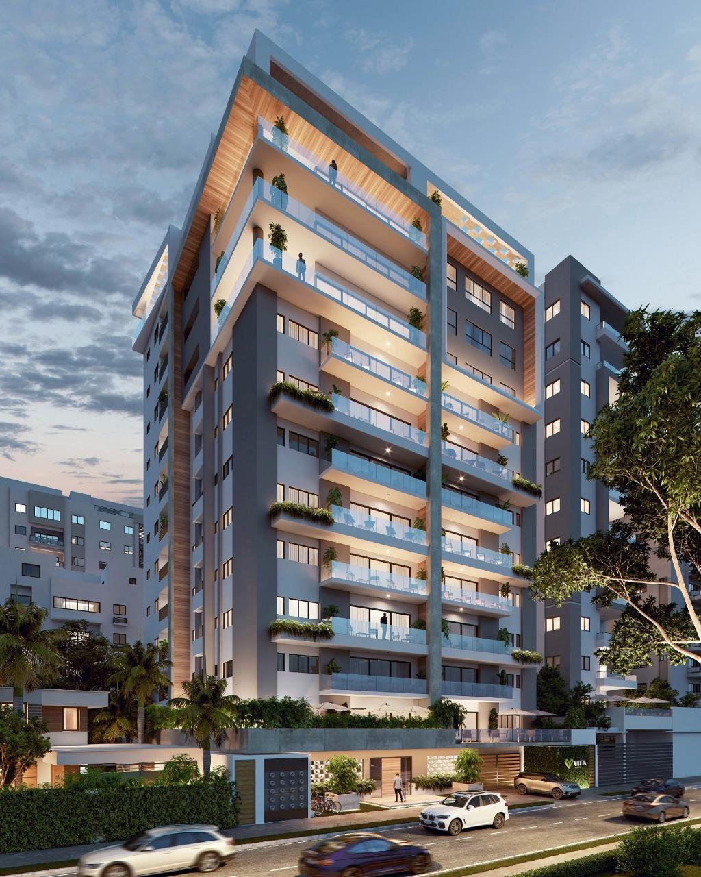 Proyecto de Apartamentos en construcción en Serralles.