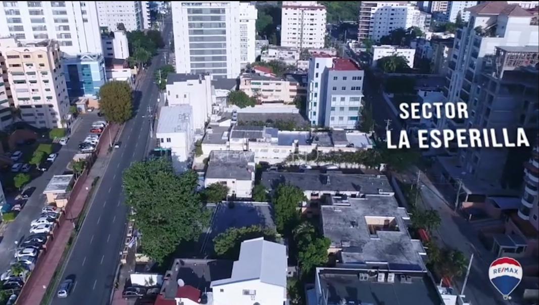 Sector de la Esperilla y su entorno. Santo Domingo