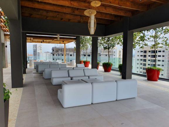 Cuales apartamentos son ideales para inversion. Santo Domingo