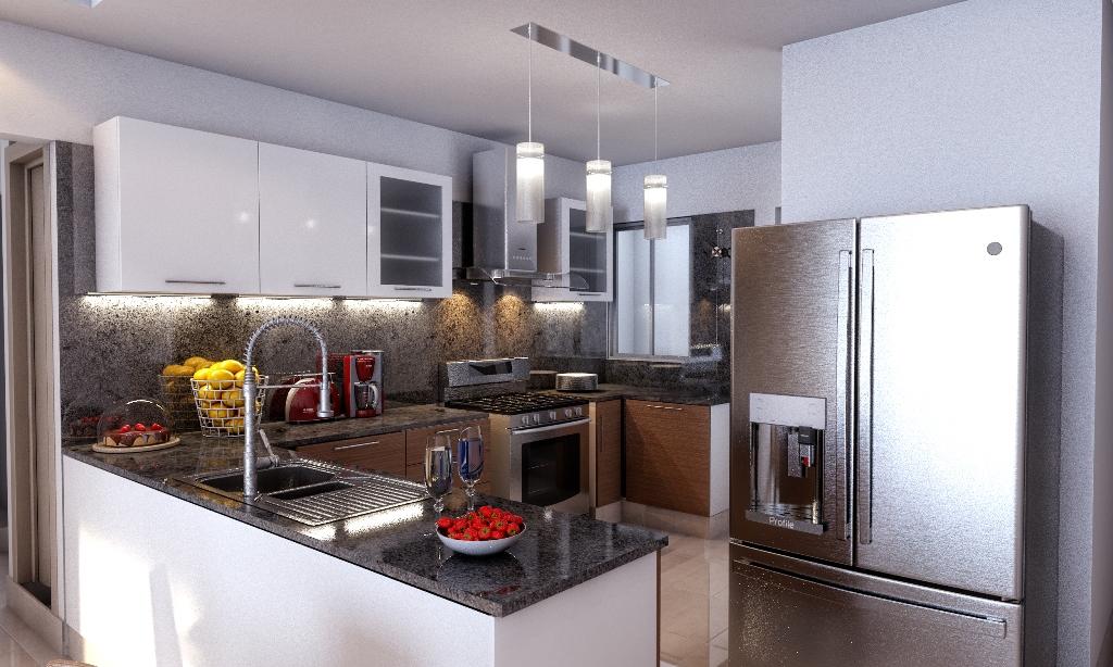 Proyecto de apartamentos en  construccion en Gala