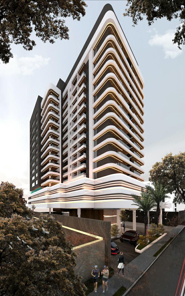 Apartamentos en construcción La Esperilla