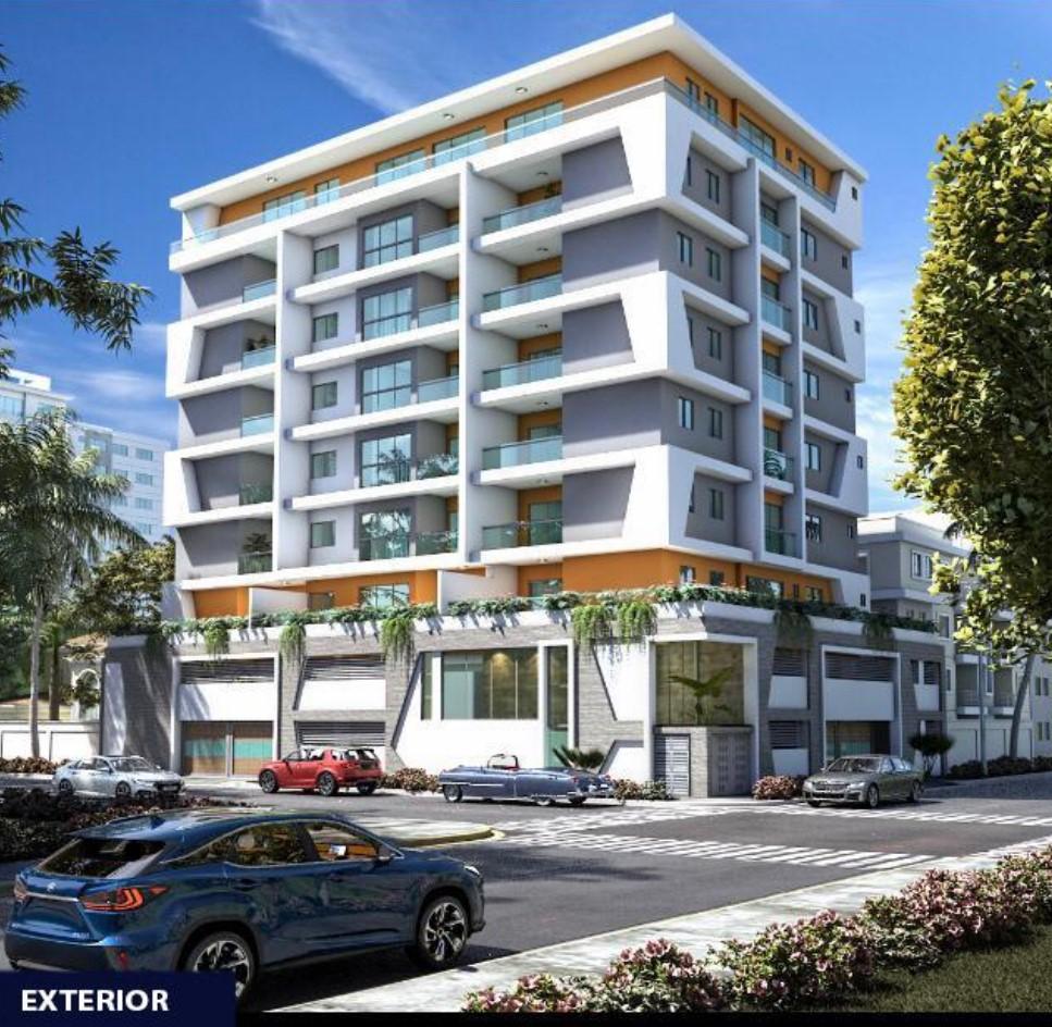 Proyecto de apartamentos en Alma Rosa I