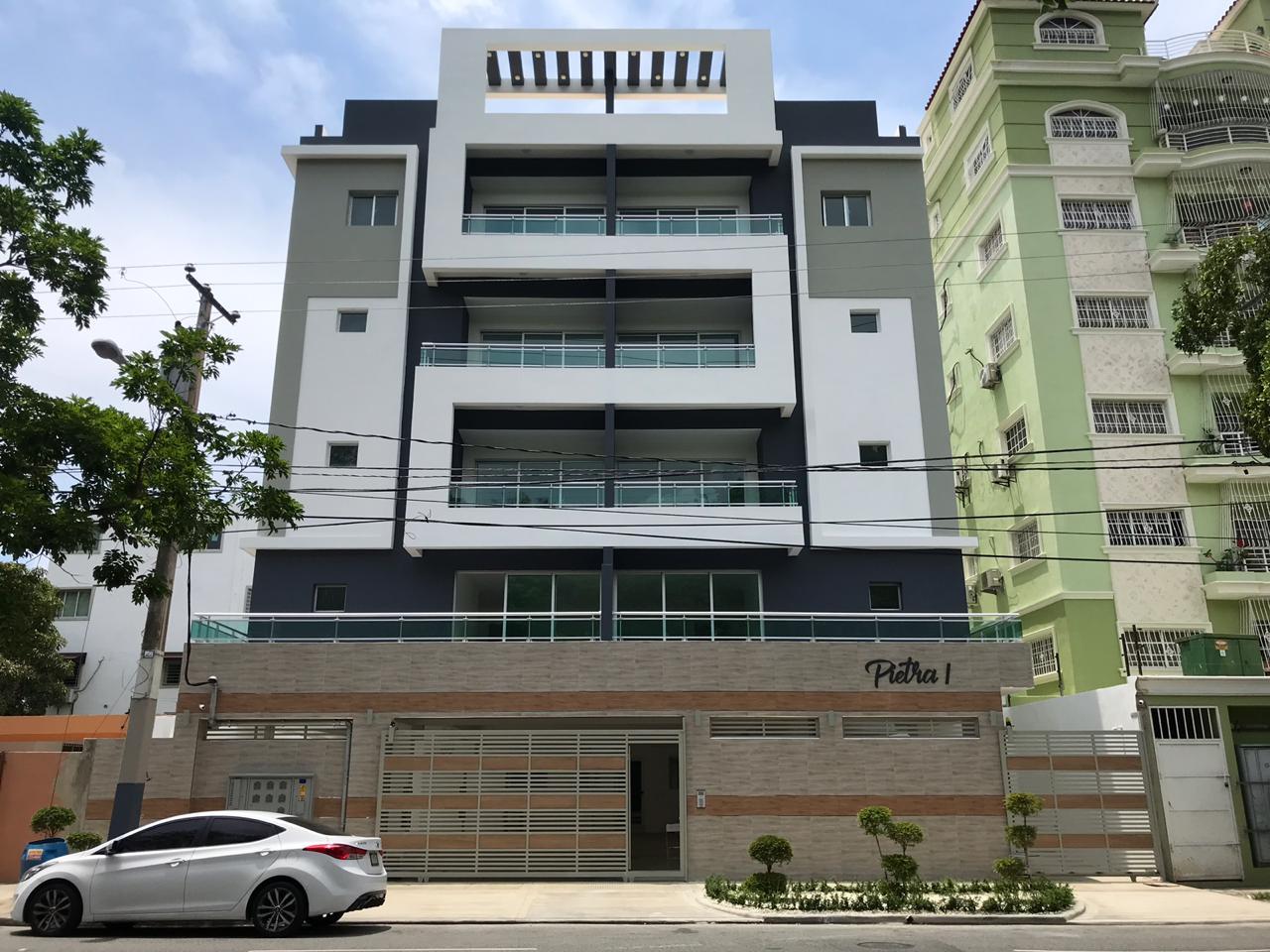 Proyecto de apartamentos en Jardines del Sur.