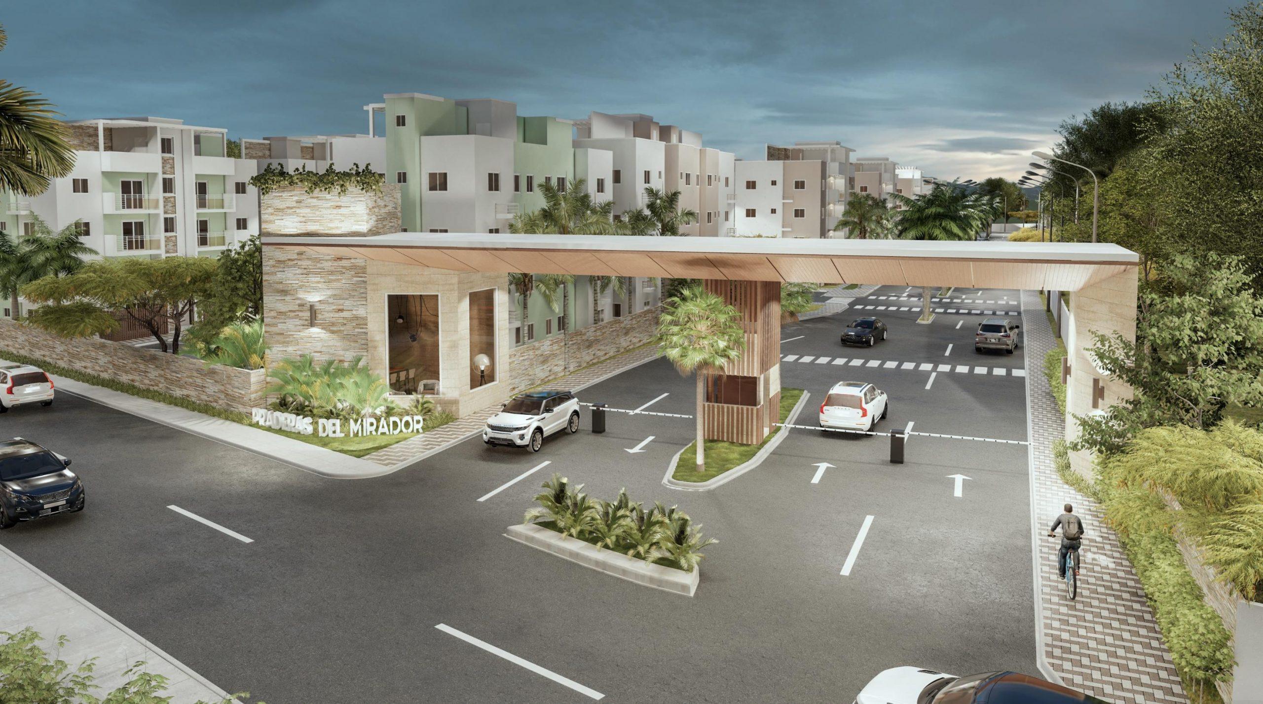 Proyecto de apartamentos con Bono Vivienda-Jacobo Majluta.