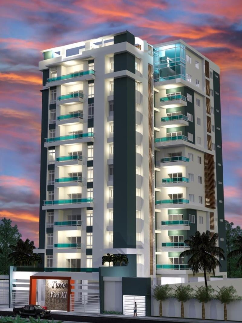 Apartamentos en construccion Alma Rosa I