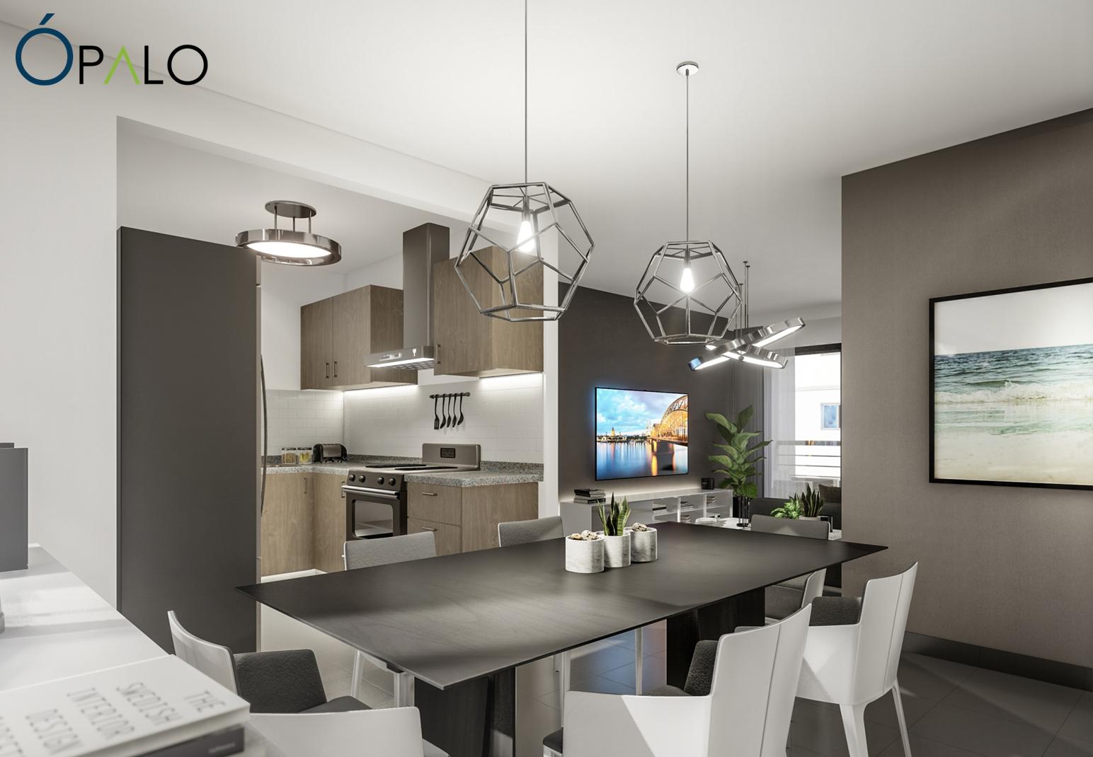 Proyecto de apartamentos en Los Hidalgos, Bono vivienda.
