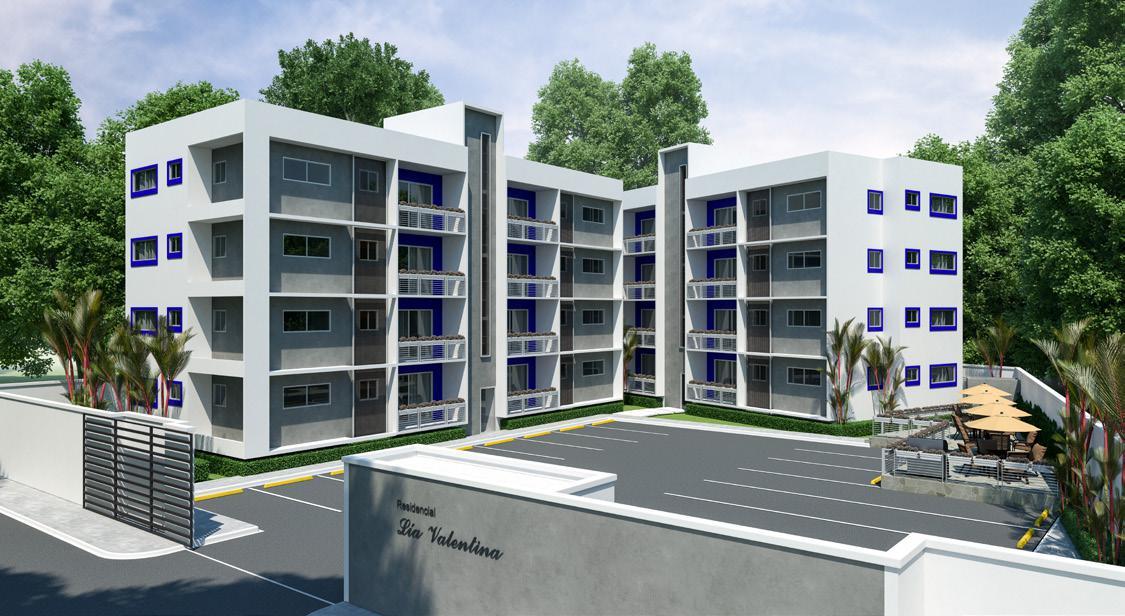 Proyecto de apartamento en la Jacobo Majluta. Bono vivienda