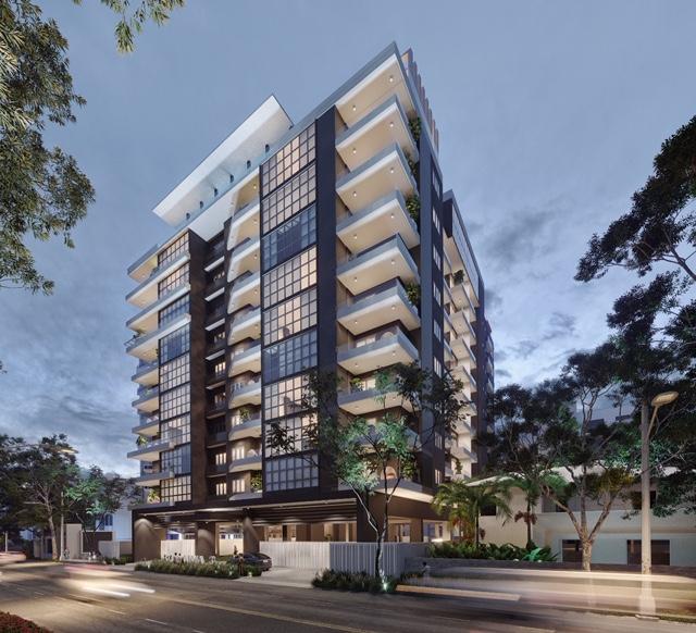 Proyecto de Apartamentos en Evaristo Morales.