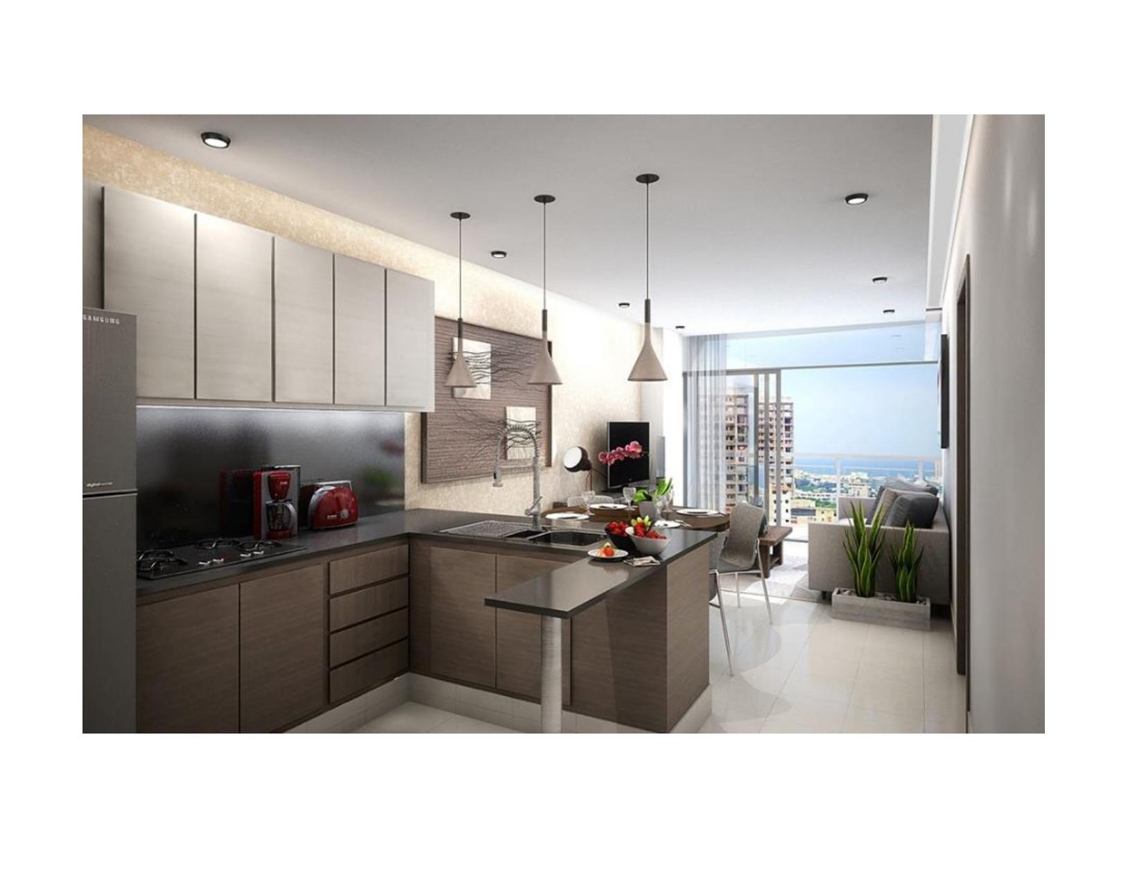 Proyecto de apartamentos en Piantini