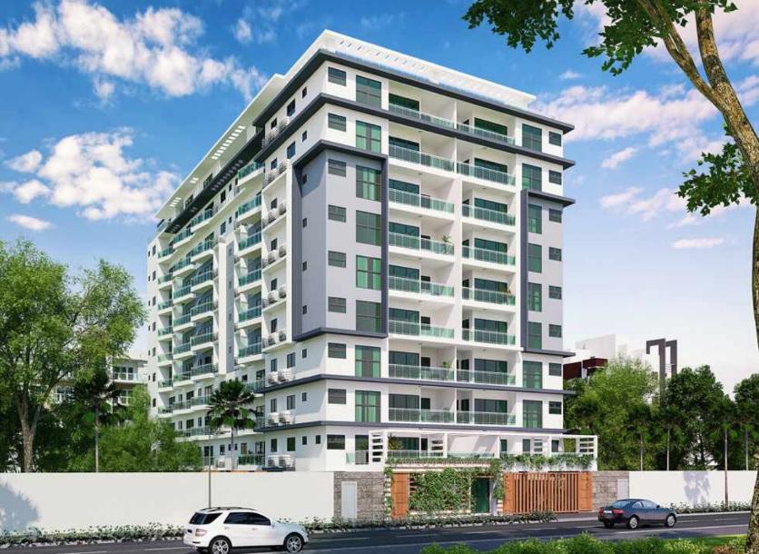 Proyecto de apartamentos en la Independencia. Santo Domingo