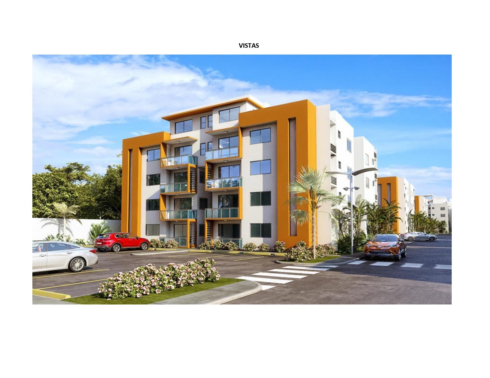 Proyecto de apartamento con Fideicomiso en la Jacobo Majluta.