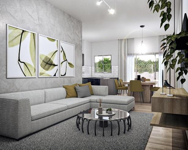 Proyecto de apartamento Avenida España
