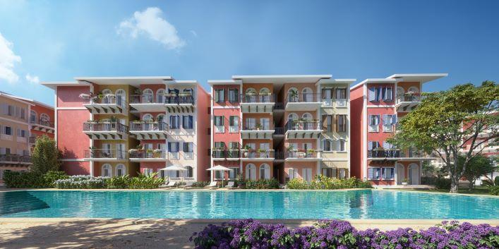 Proyecto de apartamentos en Punta Cana – Cocotal Golf & Country Club