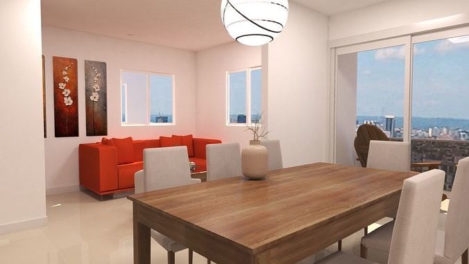 Proyecto de apartamento en Manoguayabo con Fideicomiso