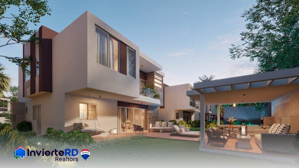 Proyecto de villas en Cap Cana