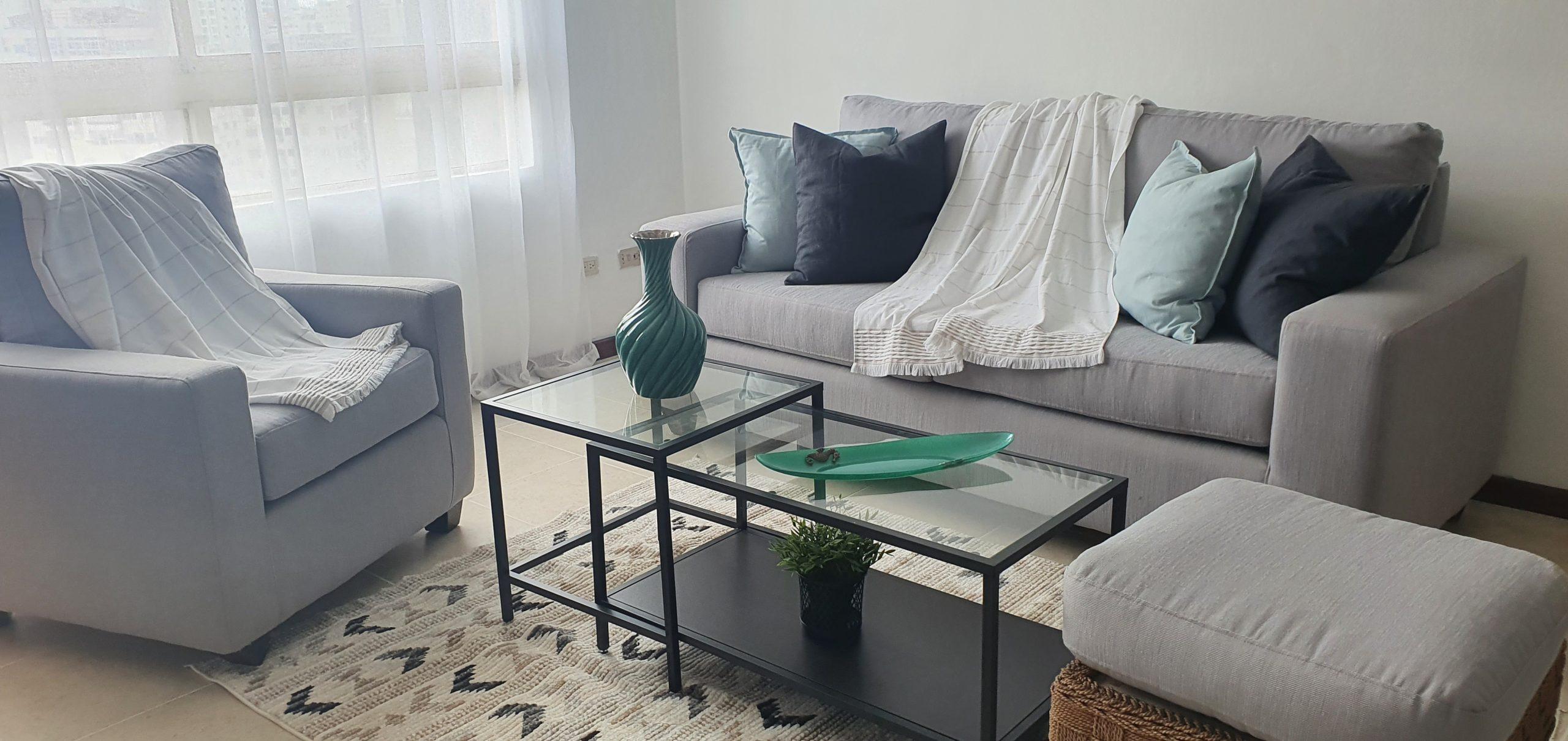 Apartamento en Alquiler amueblado en Cacicazgos