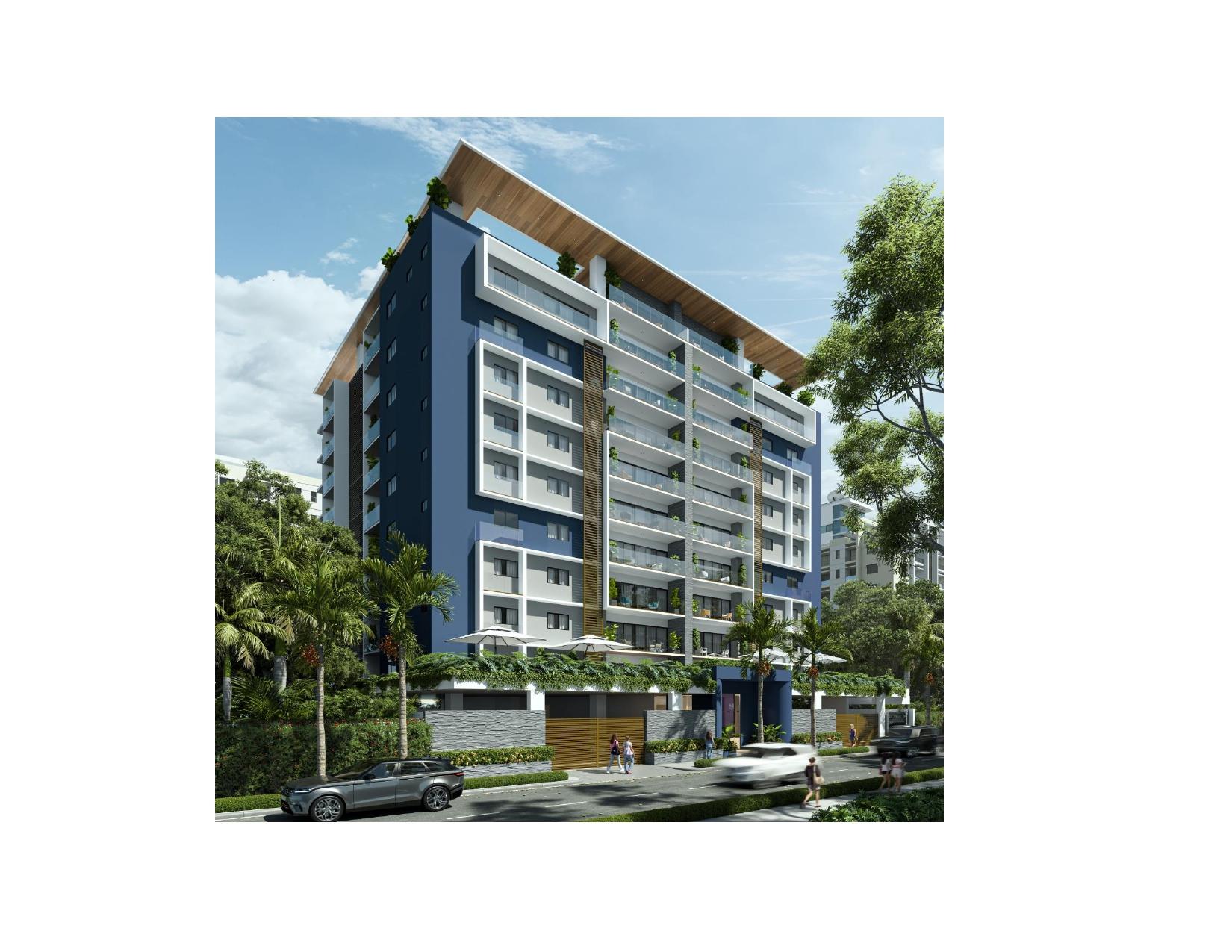 Proyecto de apartamento en Evaristo Morales